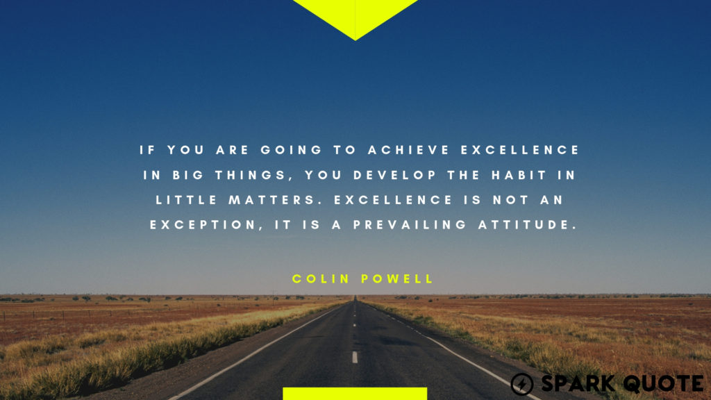Excellence Archives | Spark Quote